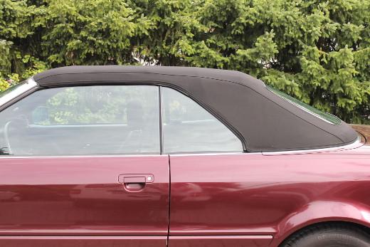 Stoff neu Verdeck für Audi 80 Cabrio Cabrioverdeck Fachhandelsqualität