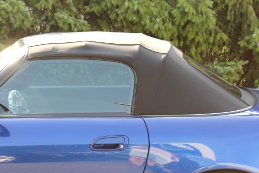 honda s2000 cabrioverdeck folienfenster in hochwertige. Black Bedroom Furniture Sets. Home Design Ideas